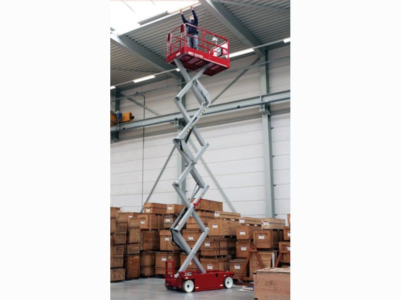 2047ES Maintenance Scissor Lift