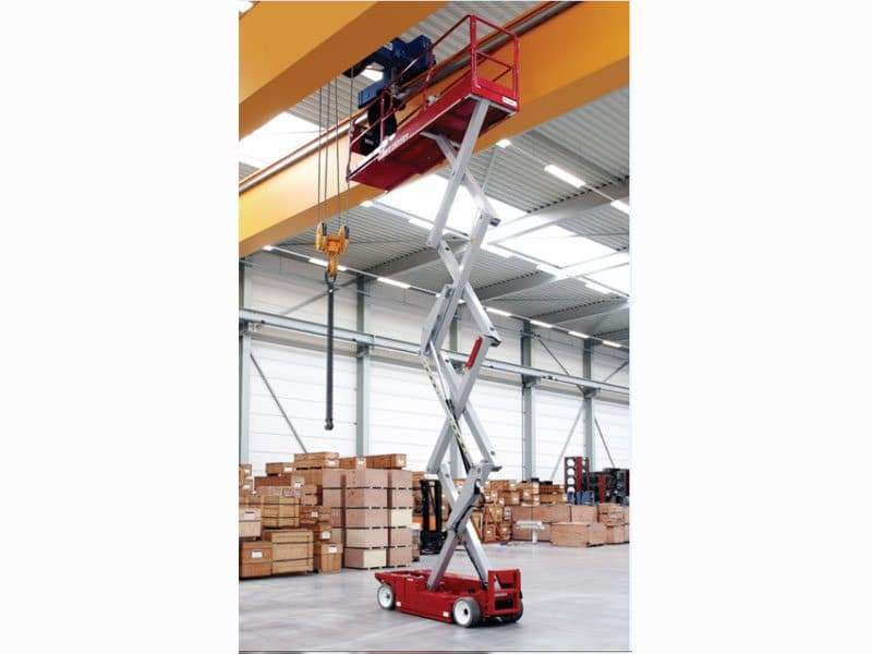 2633ES Maintenance Electric Scissor Lift