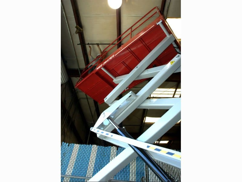 2647ES Electric Scissor Lift