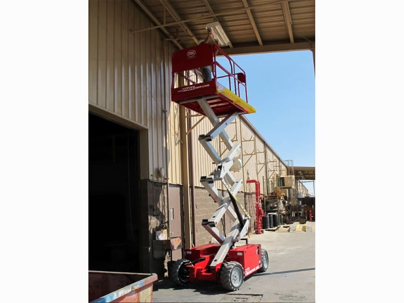 2659ERT Battery Scissor Lift