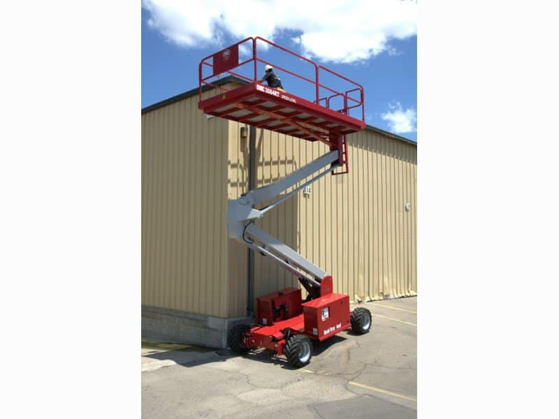 3084ES Electric Scissor Lift