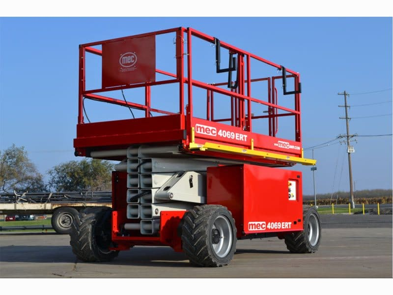 4069ERT Electric Scissor Lift