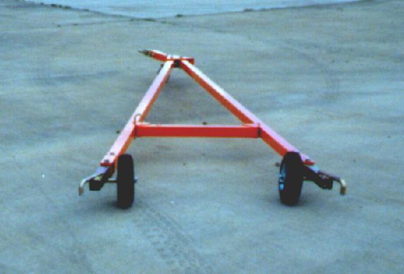 Ayres Thrush Fixed Wing Towbar tr-6a