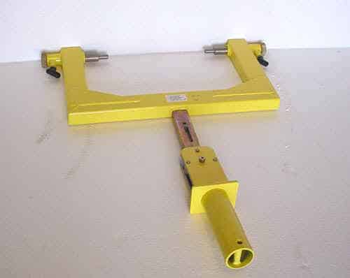 Bombardier Continental Fixed Wing Towbar TY-CON1