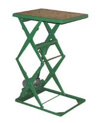 Mini Scissors Lift Table