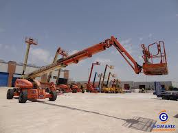 1200SJP Telescopic Boom Lift
