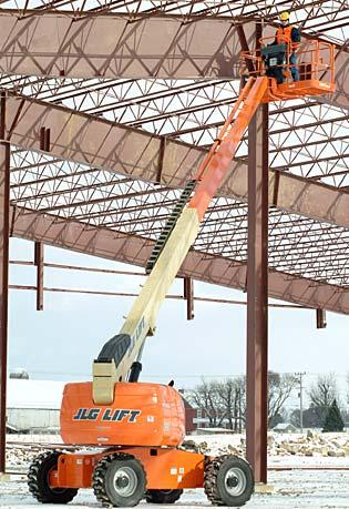 600S Telescopic Boom Lift