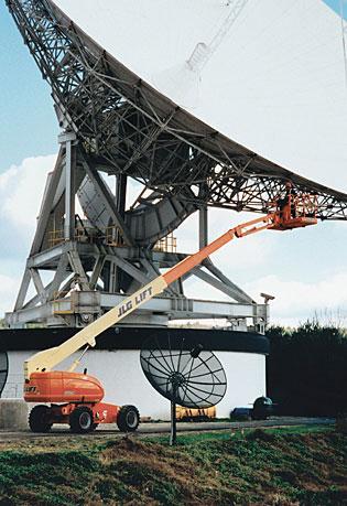 660SJ Telescopic Boom Lift
