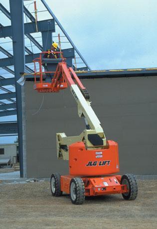 E450AJ Electric Articulating Boom Lift