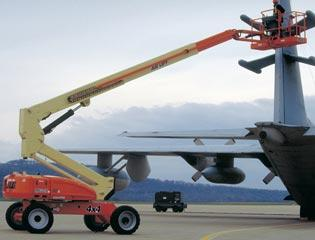 M600J Electric Articulating Boom Lift