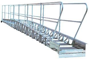 Marine Access Ladder GW100