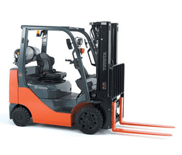 Toyota Forklift 3000 Lbs Capacity 8fgcu15 Industrial