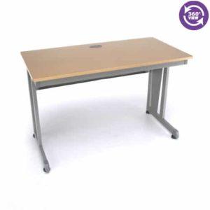 "Modular Computer/Privacy Table 24"" x 48"""