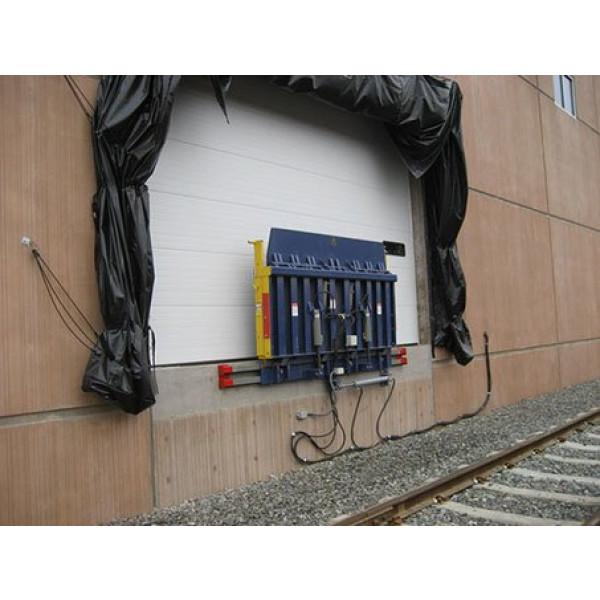 """RRH"" Series Rail Ramp Hydraulic Leveler"