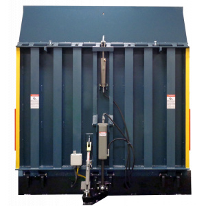 """VSH"" Series Vertical Storing Hydraulic Leveler"