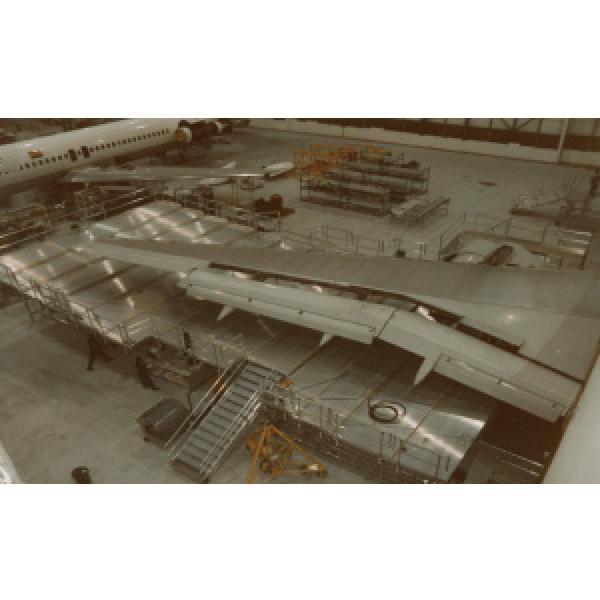 B757-767 Docking Aircraft Maintenance System