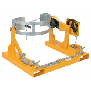 Fork Mounted Drum Carrier/Rotator