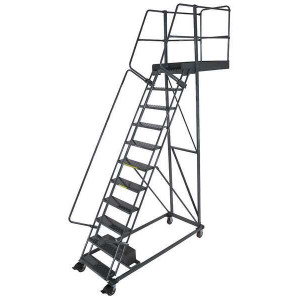 Cantilever Rolling Ladder CL-11 11 Step