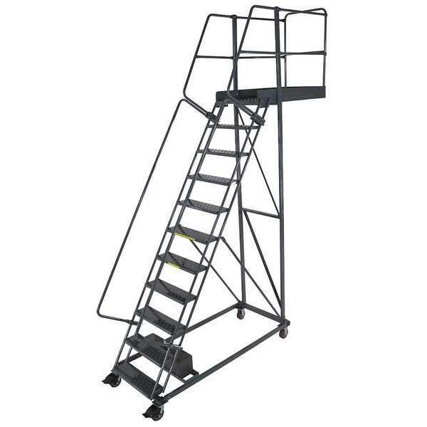 Cantilever Rolling Ladder CL-11 11 Step