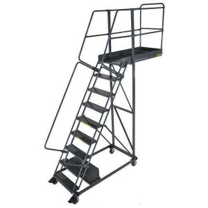 Cantilever Rolling Ladder CL-13 13 Step