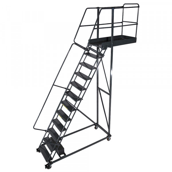 Cantilever Rolling Ladder CL-14 14 Step