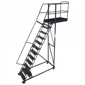 Cantilever Rolling Ladder CL-15 15 Step