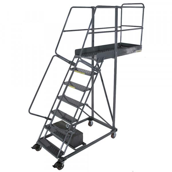 Cantilever Rolling Ladder CL-6 6 Step