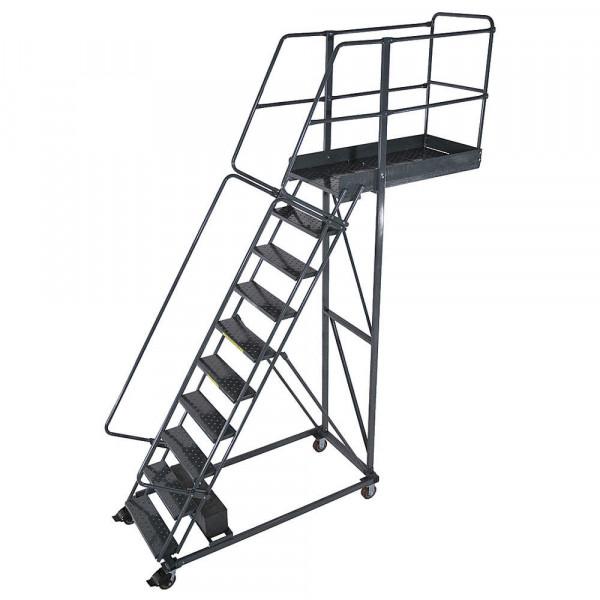 Cantilever Rolling Ladder CL-7 7 Step