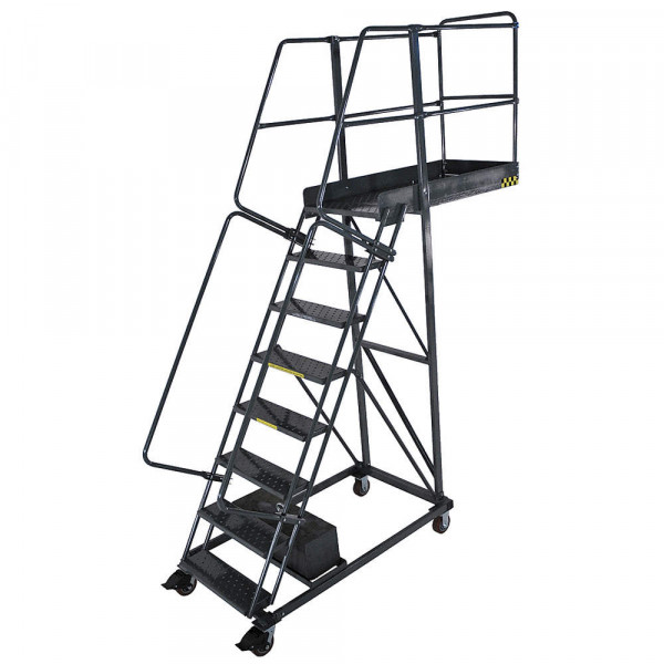 Cantilever Rolling Ladder CL-8 8 Step