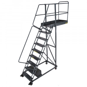 Cantilever Rolling Ladder CL-9 9 Step