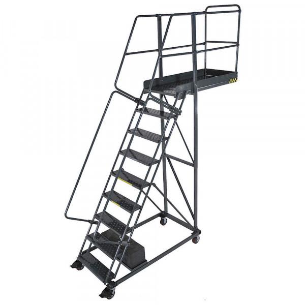 Cantilever Rolling Ladder CL-9 9 Step