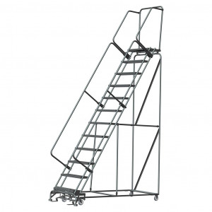 Cantilever Rolling Ladder CL-12 12 Step