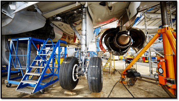 All You Need to Know About Aircraft Maintenance Stands