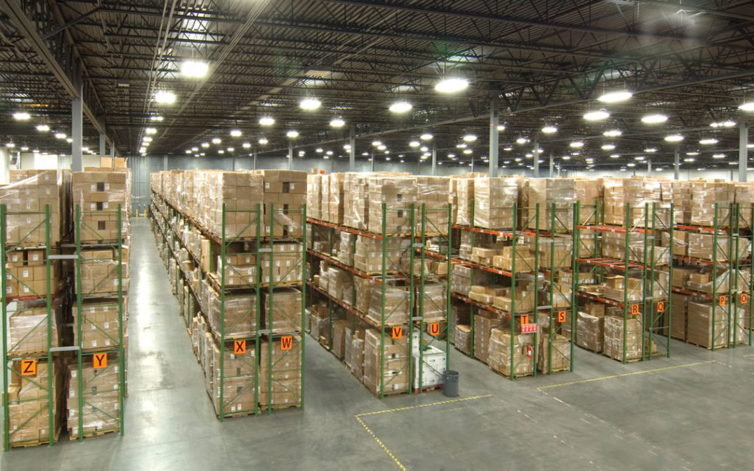 Secure Pallet Racks and Industrial Shelves: Pallet Racking Safety Guide