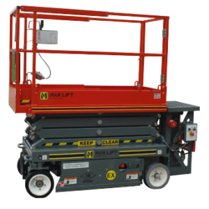 1932EX|Explosion Proof|Scissor Lift
