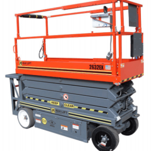 2632EX|Explosion Proof|Scissor Lift