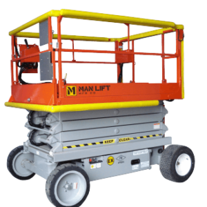 2668EX|Explosion Proof|Scissor Lift