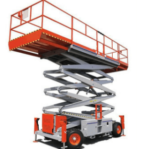 5092EX|Explosion Proof|Scissor Lift
