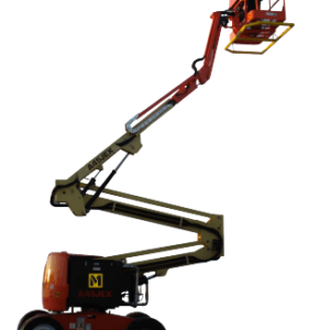 A60JEX|articulating boom lift|Explosion Proof