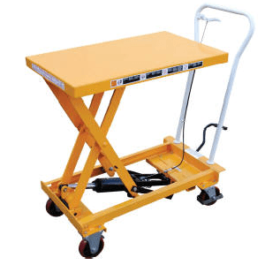Auto-Shift Hydraulic Elevating Cart|CART-550-AS