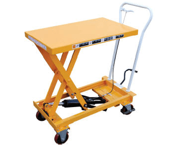Auto-Shift Hydraulic Elevating Cart|CART-550-AS