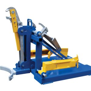 Deluxe Combination Fork Mounted Drum Lifter|DFDL-3