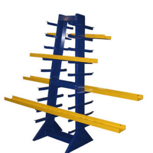 Double-Sided Horizontal Bar Rack