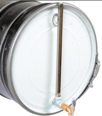 Drum Vent & Indicator