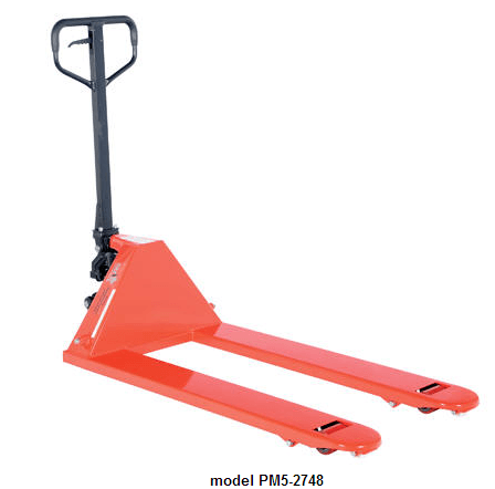 Full Featured Deluxe Pallet Truck