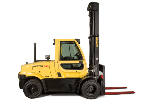 H170-190FT Pneumatic Tire Lift Truck