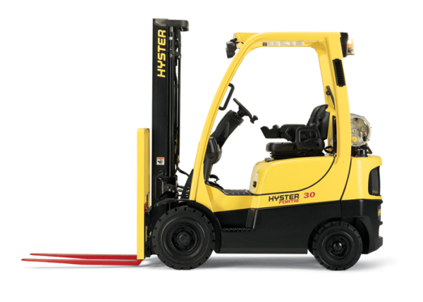 H30-35FT H40FTS Pneumatic Tire Lift Truck