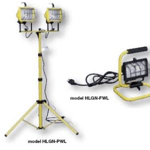 Halogen Work Lights|HLGN-FWL|HLGN-PWL