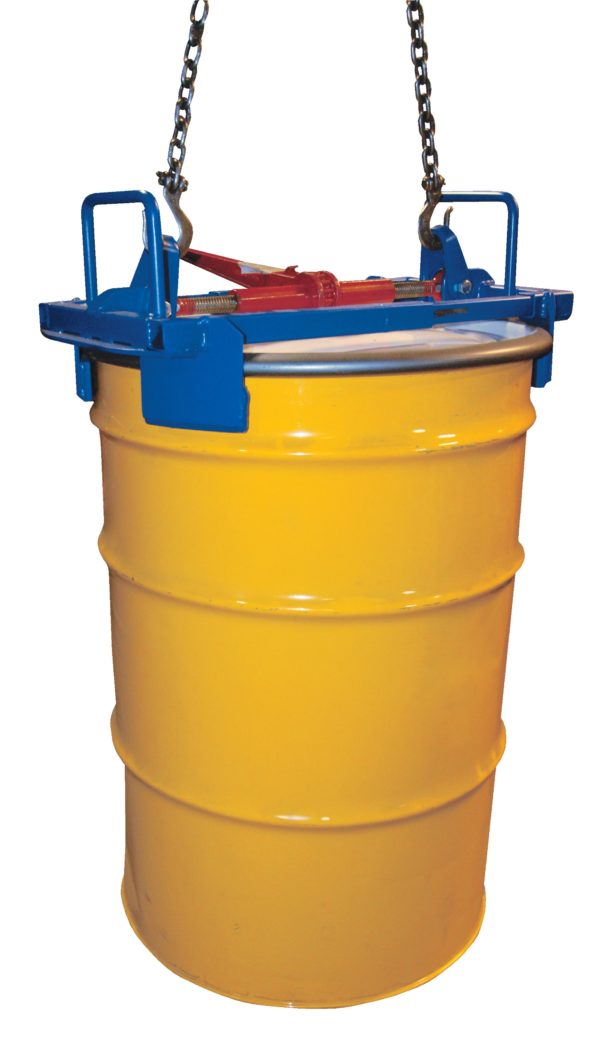 HDDL-55|Heavy Duty Vertical Drum Lifter