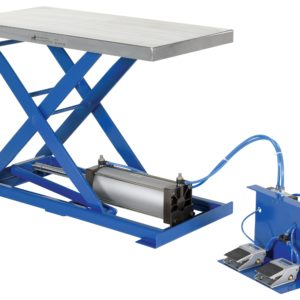 AT-10|Pneumatic Scissor Lift Table|Small Scissor Lifts